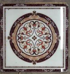 Floor Tile Rangoli Design (2X2)  403