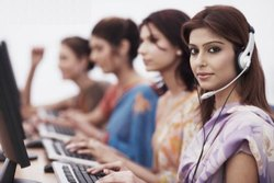 Domestic & International BPO Projects in Pan India