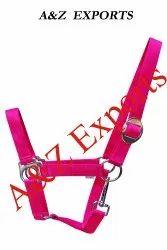 Horse  Halter / Horse Collar with Lead / Nylon Halter / PP Halter
