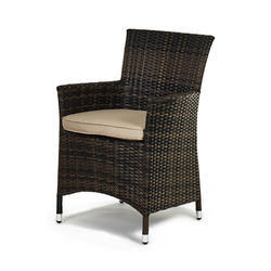 Garden Rattan Stack Chair