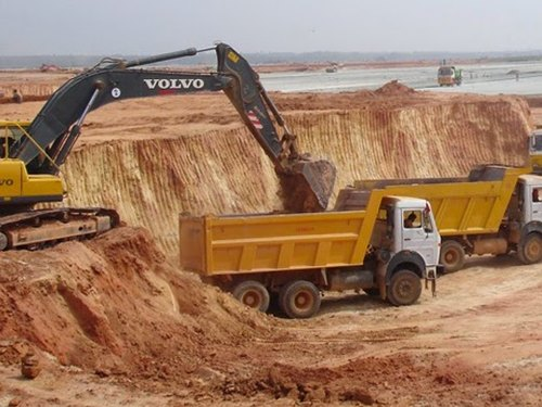Earthworks In Excavation And Embankment For Highways, Dams, Irrigation Canals And For Mining