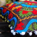 Decorative Embroidery Cushion