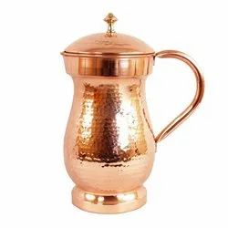 Copper Royal Maharaja Jug