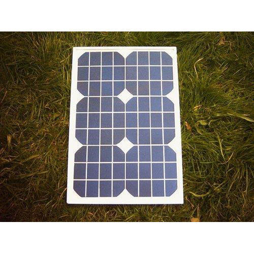 15 W Solar Power Panel Voltage 12 V Rs 60000 Unit Hi Tech Power Engineers Id 20172886462