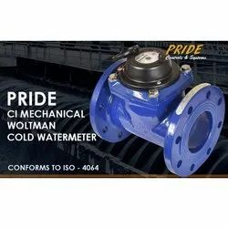 Ci Mechanical Woltman Cold Watermeter