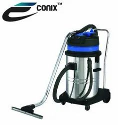 Double Motor Wet  Dry Vacuum Cleaner 60 Litres