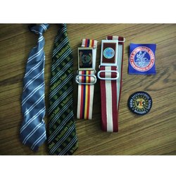 School Tie And Belt