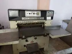 Challenge Used Paper Cutting Machine