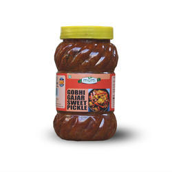 Murti Gobhi, Gajar Sweet Pickle 500 grams