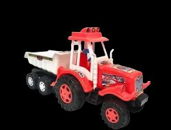 300 No Tractor Trolly Toy