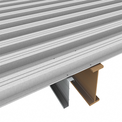 Roof Decking Profile
