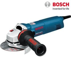 Bosch 5 Inch Professional Mini Angle Grinder GWS 14-125 CI, 11000 rpm, 1400 W