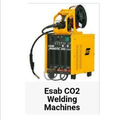 Esab Co2 Welding Machine