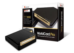 PenPower Black Card Scanner WorldCard Pro