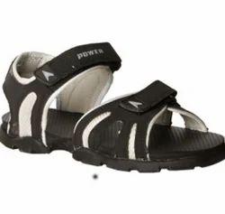 Synthetic Men's Black Sandals, Size: 10