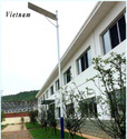 120 Degrees Solar Street Light
