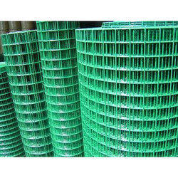 PVC Coated Chicken Wire Mesh, For Industrial And Defence