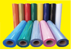 PVC Heat Transfer Material