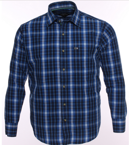 f79c8997 44.0 15437 Semi Formal Shirt, Rs 995 /piece, Cotton King   ID ...