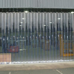 Industrial Vertical Blinds