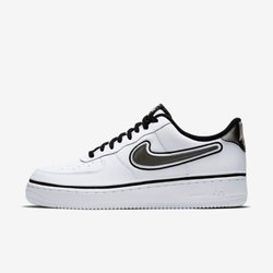 White Nike Air Force 1 '07 LV8 Sport NBA Shoes | ID: 20630407562