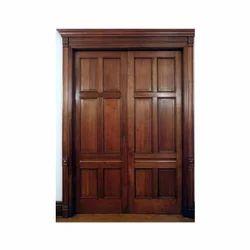 Solid Wood Flush Door