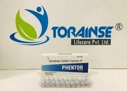 Diclofenac Sodium (Aqueous Base)