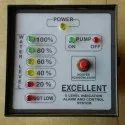 Control Panel For Water Level Alarm