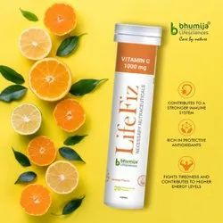 Vitamin C Effervescent Tablet 20's