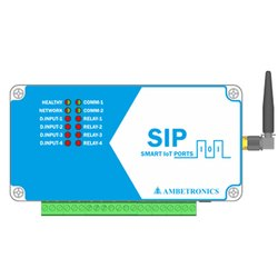 Smart IoT Ports