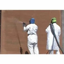 Protective Spray Paint Coating Service
