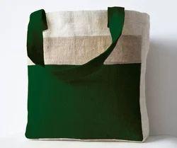 Plain Rubis Bags Grocery Jute Bags