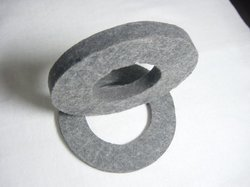 Rubber Backed Felt Gasket Wheel