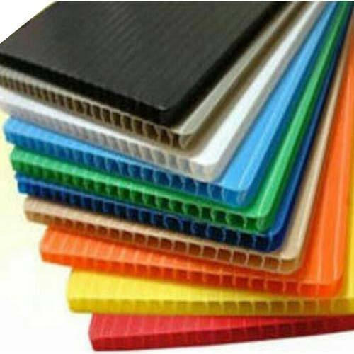 Corrugated Pvc Sheet At Rs 35 Square Feet Pvc