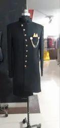 Mens Black Color Coat