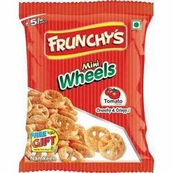 Frunchys tomato mini wheels, Packaging Size: 18g
