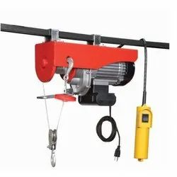 Without Trolley Fixed MINI ELECTRIC HOIST, Load Capacity: 500kg, Capacity: 1000KG
