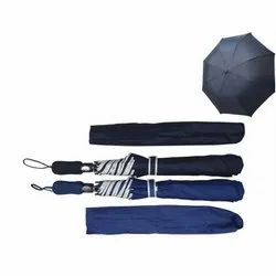 2 Fold Auto Open Manual Close Umbrella