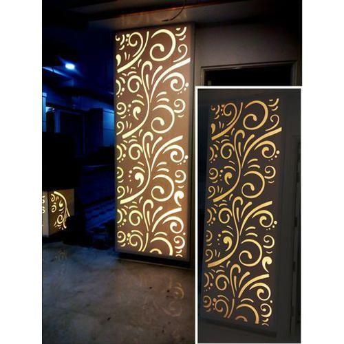 Corian Backlit Wall Panel