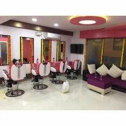 Beauty Salon Interior Designer Services