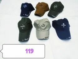 Classic Embroidery Cotton Baseball Caps Code 119