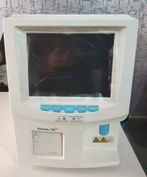 Hematology Analyzers Axiom-19 New