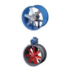 Axial Flow Fan, Impeller Size: 10 To 58 Inches
