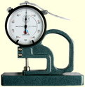Dial Thickness Gauge with Heavy Duty Stand