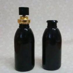 20 Ml Crimp Black Pet Bottle