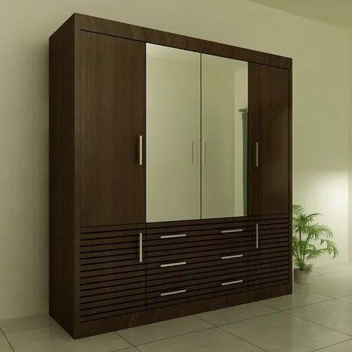 classic fit 73066 90e05 Wooden Wardrobe
