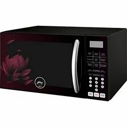 Convection Capacity(Litre): 25 Liters Godrej Printed Microwave Oven, Gme 725 Cf2 Pz, 230 Volts