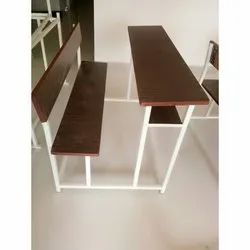 Book Shelf Secondary Three Seater Bench