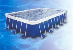 Rectangular Portable Swimming Pool