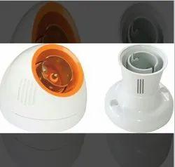 Plastic Amron Bulb Holder Modular, Base Type: B22